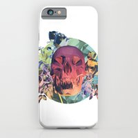 iPhone & iPod Case featuring Low Poly Death by Fancy Ferret Studios