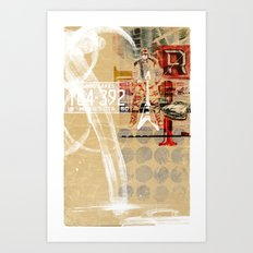 MINNESOTA BOPPER Art Print