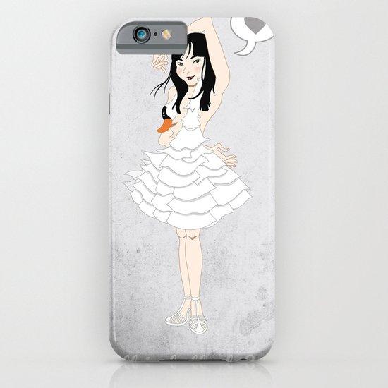 Bjork iPhone & iPod Case