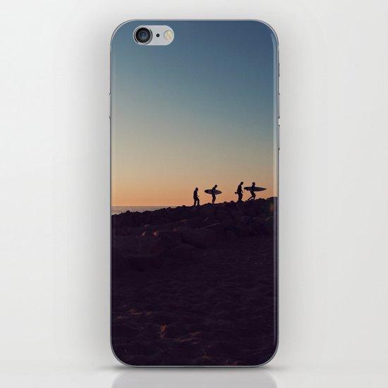 california boys iPhone & iPod Skin