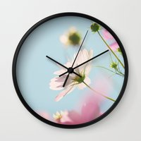 A Perfect Summer Day Wall Clock