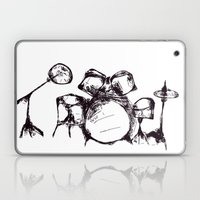 Drums Laptop & iPad Skin