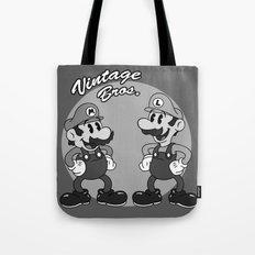 Vintage Bros. Tote Bag
