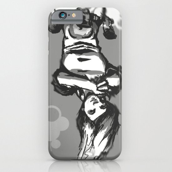 Wrench Wench 2 iPhone & iPod Case