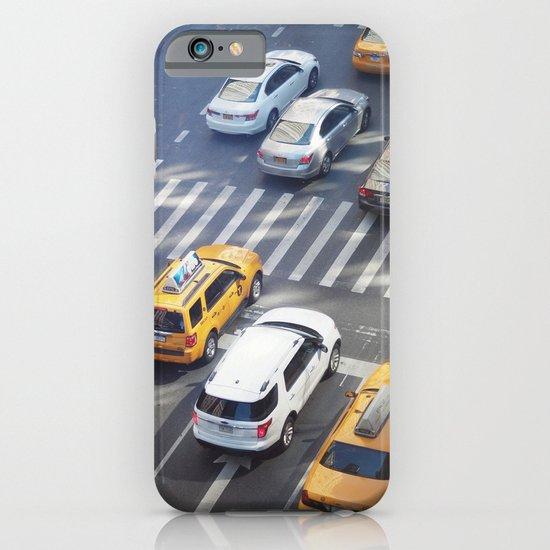 NY Traffic iPhone & iPod Case