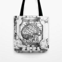 Mother Brain Super Metro… Tote Bag