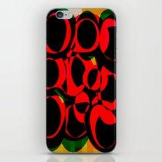 pop culture 1e iPhone & iPod Skin