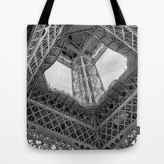 Eiffel Steel Tote Bag