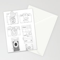 cameras Stationery Cards