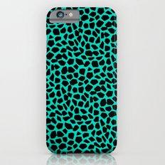 Berlin Boombox Animal Pattern Slim Case iPhone 6s