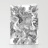 The Six Swans Stationery Cards