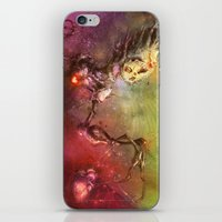 Cupid's Treasure iPhone & iPod Skin