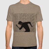 Birthday Gift 1 Mens Fitted Tee Tri-Coffee SMALL
