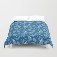 Blue dreams Duvet Cover
