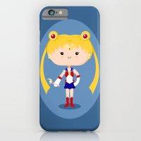 Sailor Girl iPhone 6 Slim Case