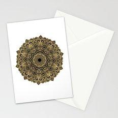 Moon Flower of wisdom Stationery Cards