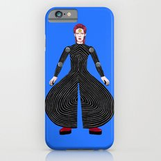 MOONAGE DAYDREAM (Blue) iPhone 6 Slim Case