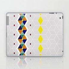 Cube Geometric IV Laptop & iPad Skin