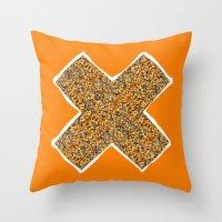 Xtravagance Throw Pillow