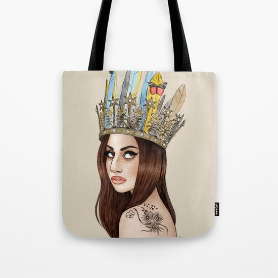 ARTPOP Princess II Tote Bag