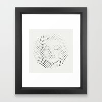 Optical Illusions - Iconical People 2 Framed Art Print