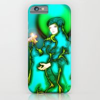 iPhone & iPod Case featuring Halo [Green version] by Grant Wilson