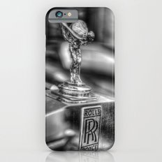Rolls Royce Black and White Slim Case iPhone 6s