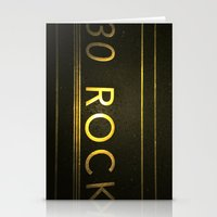 30 Rock Stationery Cards