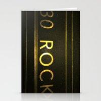 30 Rock Stationery Cards