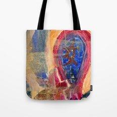 Collage Love - Nuren Tote Bag