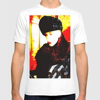 Cotton Club The Ice Quee… Mens Fitted Tee White SMALL