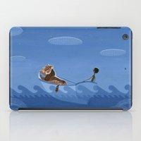 Under The Stars iPad Case