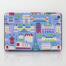 J'adore Paris iPad Case
