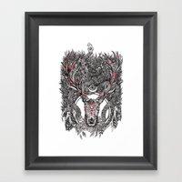 Lonach Framed Art Print