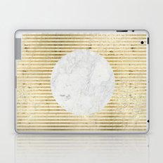 inverse gOld sun Laptop & iPad Skin