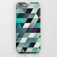 iPhone & iPod Case featuring myga cyr by Spires