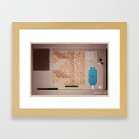 Breaking Bad - ABQ Framed Art Print