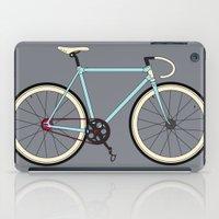Classic Road Bike iPad Case