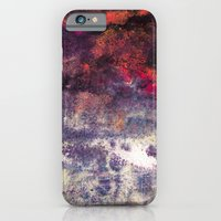 Abstract Encaustic I  /  Encaustique abstrait I  /  Encáustica abstracto I iPhone 6 Slim Case
