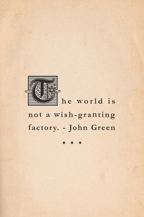 Wish-Granting Factory Art Print