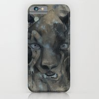 The Black Leopard iPhone 6 Slim Case