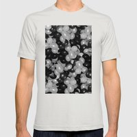 Float Mens Fitted Tee Silver SMALL