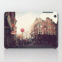Chinatown , London. iPad Case