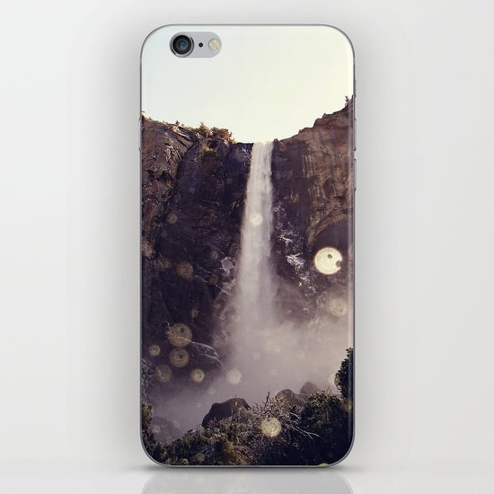 Mountain Waterfall iPhone & iPod Skin