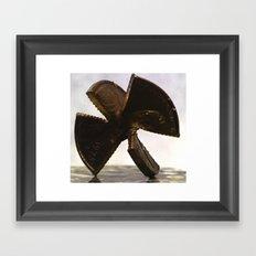 For Dina Framed Art Print