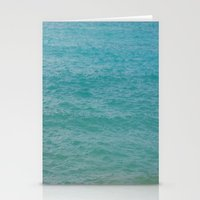 Maui: Aqua Stationery Cards