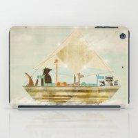 sky sailers iPad Case