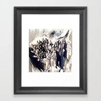 Baby Flower's   Framed Art Print