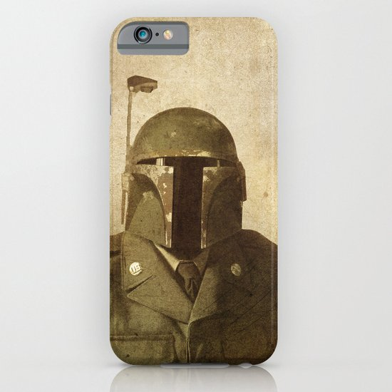General Fettson (square format)  iPhone & iPod Case