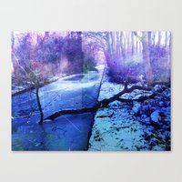 It ALL Happened Here!!! Canvas Print